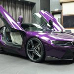 Siêu xe BMW i8 Twilight Purple